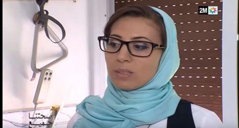 """فيديو : وفاء أجرطي عضو جمعية أمانة تتحدث للقناة الثانية عن ملف""""وليد"""" في برنامج أنجز بألمانيا"""