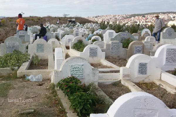 لا هادشي بزاف ..شخص حاول دفن إبنته حية داخل مقبرة...وهذه هي التفاصيل