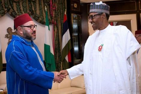 """الملك يهاتف رئيس نيجيريا لبحث تقدم مشروع """"خط أنابيب الغاز"""""""