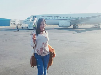 سيليا ممنوعة من الخروج من فرنسا و مطالبة بالرجوع للمغرب في ظرف 15 يوماً