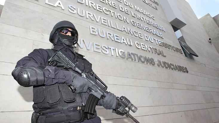 الناظور : اعتقال 10 أشخاص ضمن شبكة إجرامية منظمة تنشط في مجال الاتجار الدولي في الكوكايين
