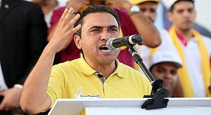 الرحموني: سنخوض الانتخابات وواثقون من استرجاع المقعد وأبناء الإقليم يدعمونني