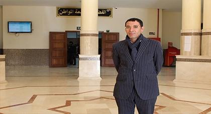 وكيل الملك يستدعي مجددا المحامي خالد أمعيز بسبب تدوينة فايسبوكية