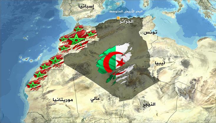 أزمة جديدة بين المغرب و الجزائر