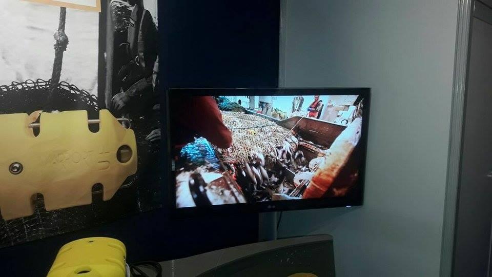 """""""الريس ميمون""""على رأس وفد مغربي هام في المعرض الدولي للصيد البحري بفرنسا"""