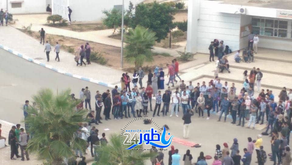 الطالب أمين حمداوي يكتب:الحي الجامعي بسلوان...إلى أين؟؟