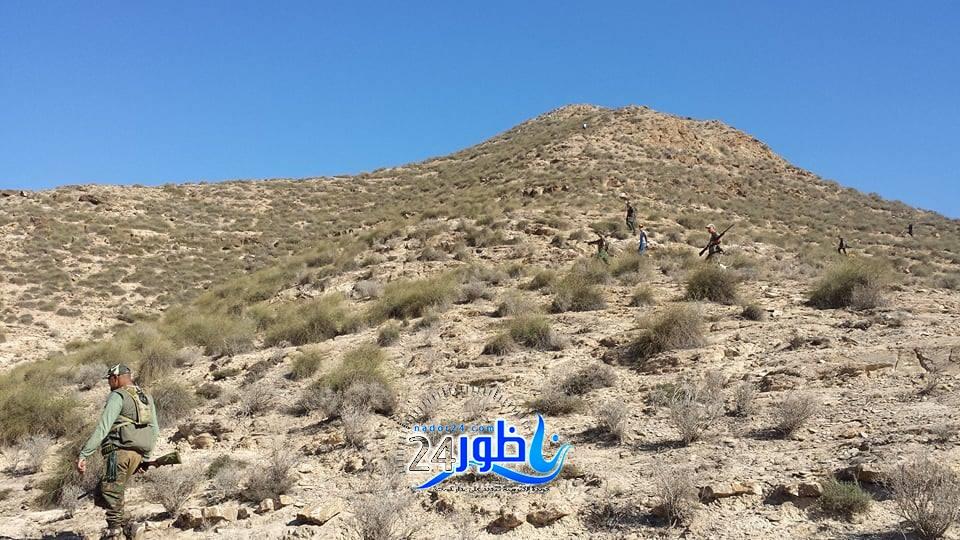 بالصور:ناظور24 تنقل لكم أجواء رحلة للقنص بأحد جبال إقليم الدريوش