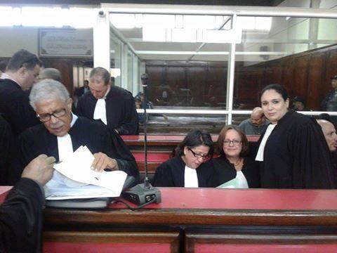 """كواليس وطرائف من محاكمة الزفزافي.. المحامية الروكاني للقاضي: """"دابا الدفاع خاصو دفاع"""""""