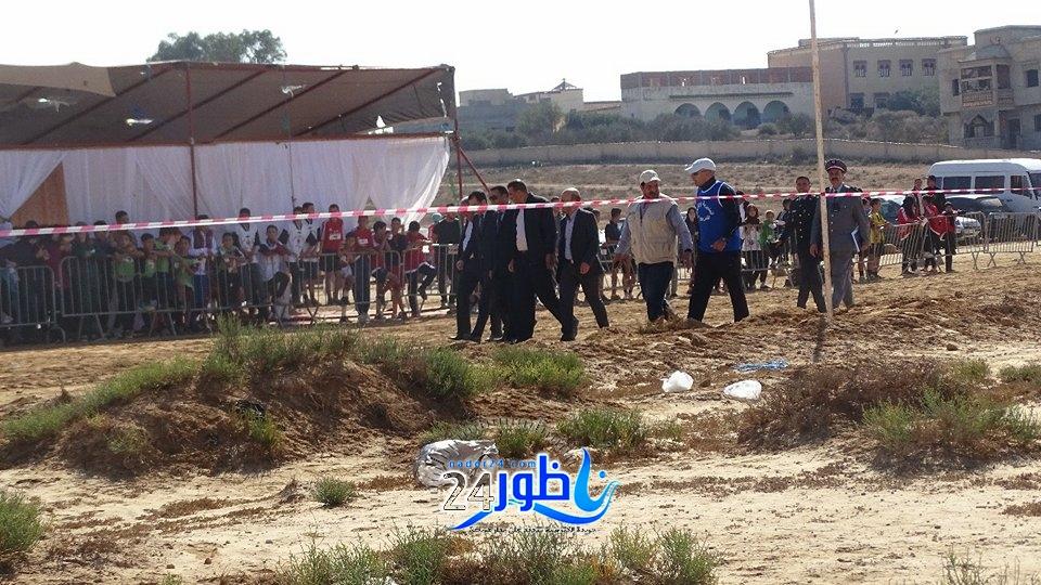 الدريوش:بمناسبة ذكرى المسيرة الخضراء.تنظيم سباق للعدو الريفي ببفرقوش