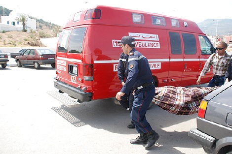 عاجل:حادثة سير خطيرة بمنعرج الموت بالدريوش تخلف وفاة فتاة وإصابات اخرين