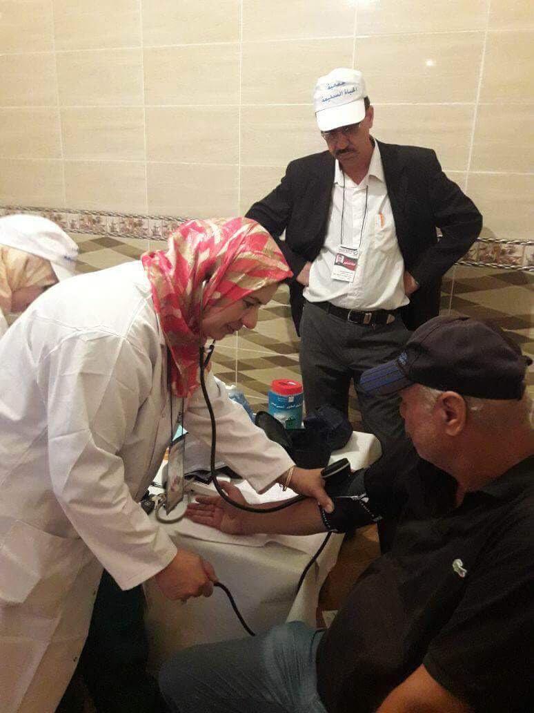 روبورتاج: 500 مستفيد من حملة طبية متعددة الاختصاصات بحي بوعرورو بالناظور