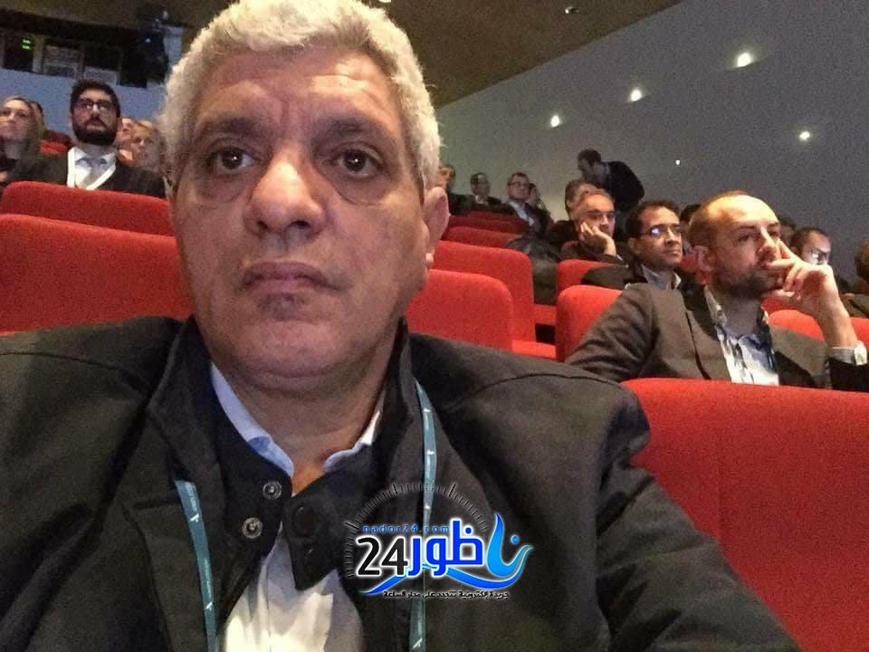 بالصور:البروفيسور ابن تمسمان نجيب الوزاني يشارك في المؤتمر الفرنسي لجراحة العظام والمفاصل بباريس
