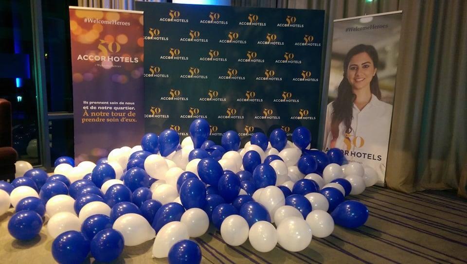 ميركور الناظور تحتفل بمرور 50 سنة على تاسيس مجموعة أكور للفنادق الرائدة عالميًا في مجال تشغيل الفنادق
