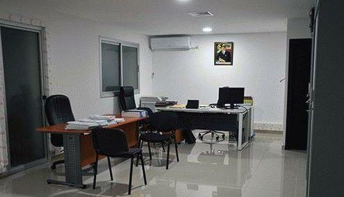 افتتاح مقر الملحقة الإدارية للمجلس الإقليمي بحي المطار وهذه قيمة كرائها