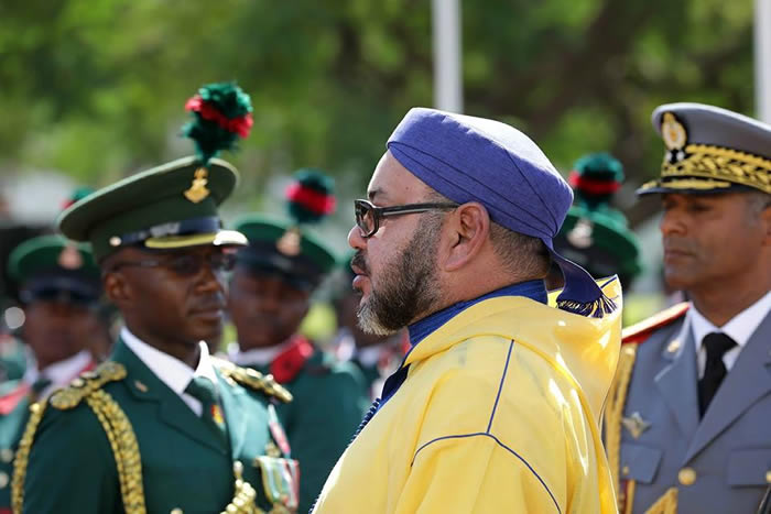 جلالة الملك يحل بأبيدجان في زيارة عمل وصداقة إلى جمهورية كوت ديفوار