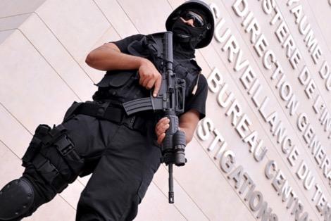 """مكافحة الإرهاب في 2017 .. استخبارات يقظة و""""حصيلة من ذهب"""""""