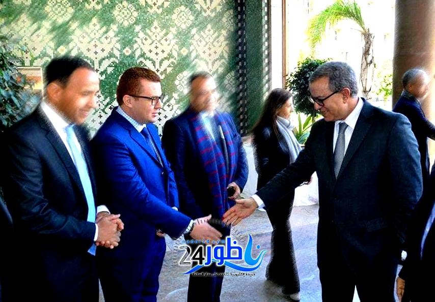 بورتريــه: إبن إقليم الدريوش عبد الوافي هرواش أول شاب يحضى بثقة وزير العدل ويعيّنه مستشارا له