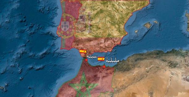 مراجعة امتياز دخول مغاربة الشمال إلى سبتة و مليلية المحتلتين بدون تأشيرة