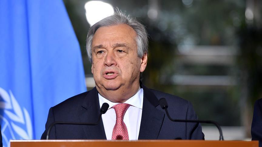 الأمين العام للأمم المتحدة يدعو البوليساريو للعودة إلى جادة الصواب