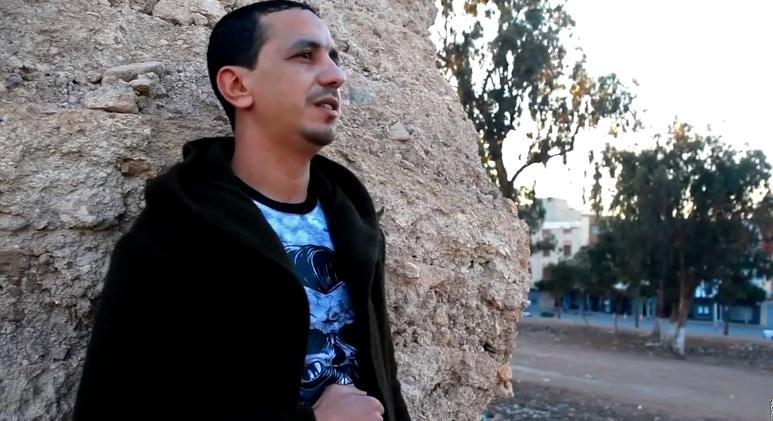 """بالفيديوا:الفنان الناظوري علي الهيلالي يبدع في فيديوا كليب رائع بعنوان """"يمـــا"""""""