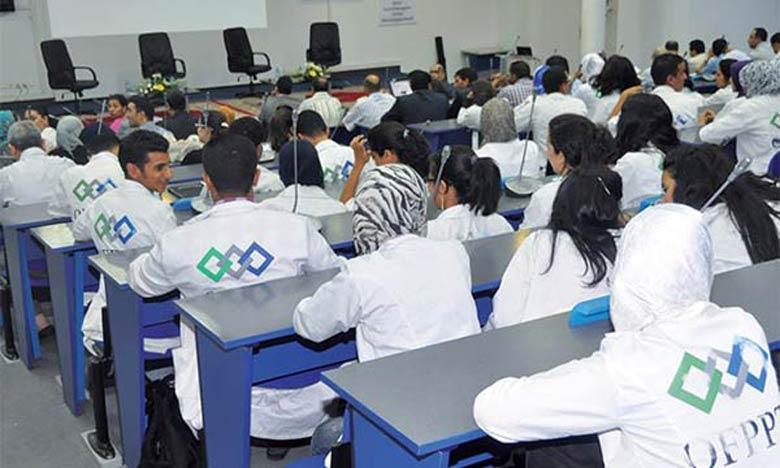 إنشاء أكبر معهد للتكوين المهني بسلوان وبني انصار و أزغنغان في سنة 2018...وهذه هي التفاصيل