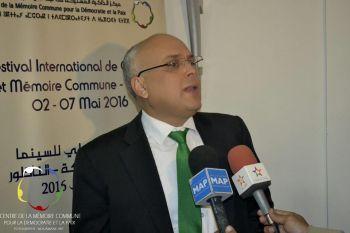 عبد السلام بوطيب يستعرض جديد المهرجان الدولي للسنة الأمازيغية بمكناس (حوار)