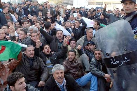 الجزائر..غليان اجتماعي وقمع شرس من طرف النظام