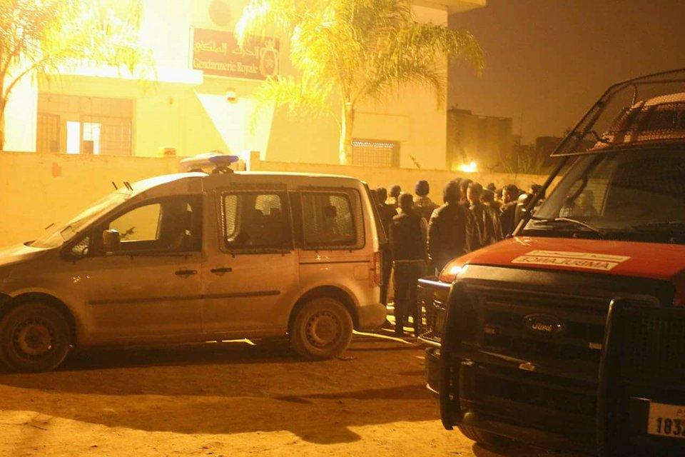 عاجل وخطير .. العثور على جثة شاب ميّت  داخل بئر نواحي مدينة بن الطيب في ظروف غامضة