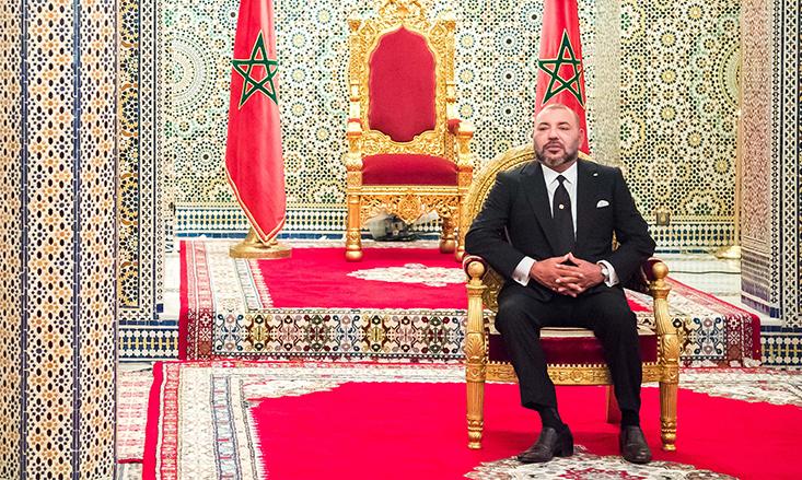 جلالة الملك يترأس بأكادير حفل إطلاق التنزيل الجهوي لمخطط التسريع الصناعي 2014 – 2020