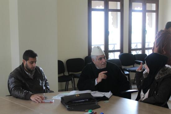 اشهار اسلام بمقر المجلس العلمي بالناظور