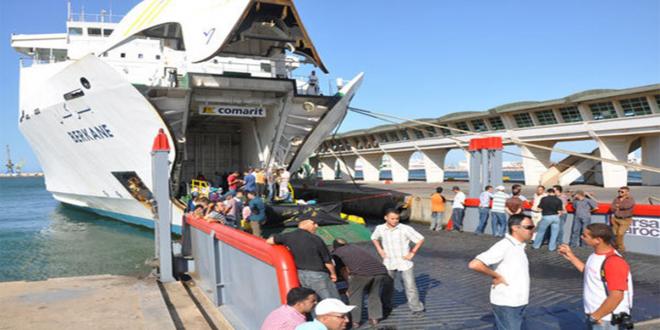 الجالية الناظورية في العالم تشكو من انعدام الحماية الأمنية بميناء بني انصار