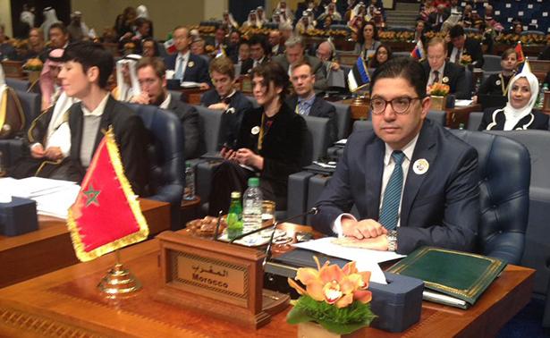 المغرب يؤكد على موقفه المبدئي الثابت والداعم لسيادة العراق ووحدته الترابية الوطنية