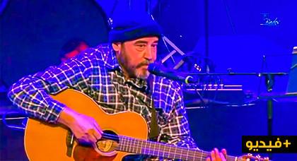 حصري:هرم الأغنية الأمازيغية الوليد ميمون يطرب جمهوره بأغنية ميناعنا ناشين