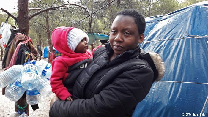محنة الأمهات المهاجرات – قصص من مخيمات الجحيم في الناظور