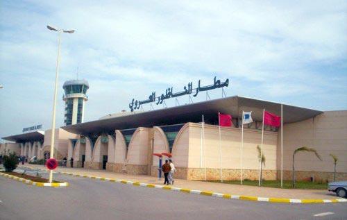 بالصورة:مطار العروي فوضى واهمال ينخر مرافق حيوية!