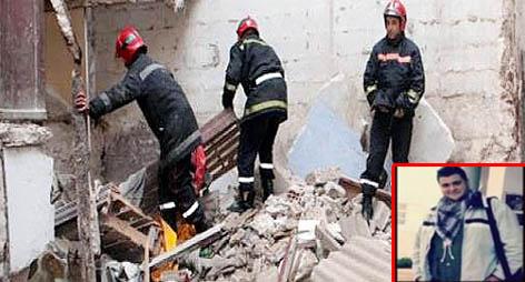 وفاة طالب بكلية سلوان بعد أن سقط عليه حائط نواحي ثمسمان