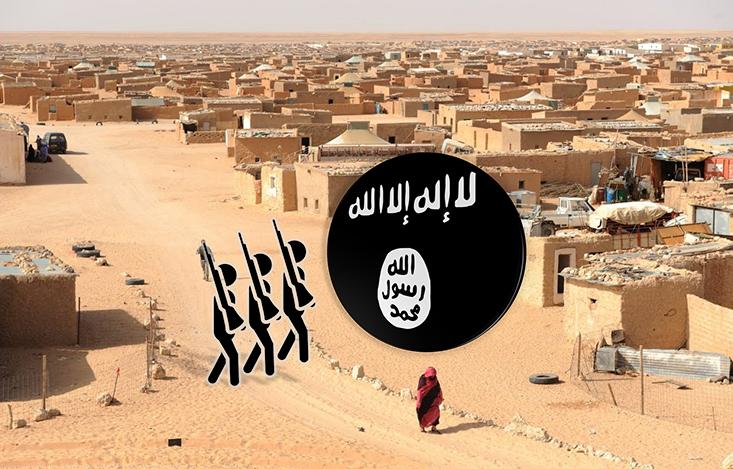 """شاشة تفاعلية .. جبهة البوليساريو وعلاقتها بتنظيم """"داعش"""" الإرهابي"""