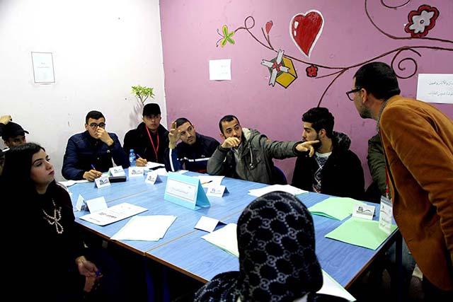 """أزغنغان : اللقاء الدراسي الأول """"رهانات الشباب والأفاق الممكنة"""""""