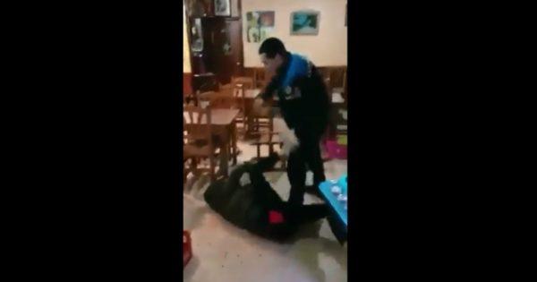 قنصلية المغرب بخيرونا تعين محامي لمتابعة قضية اعتداء شرطي إسبانيّ على مغربي