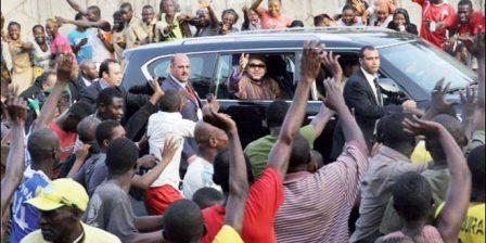 التعاون والتضامن مع الشعوب الإفريقية التزام مغربي دستوري