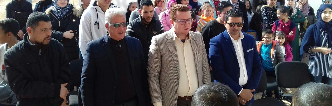 بالصور: جمعية الريف التنموية بدار الكبداني تنظم حفلا بهيجا بمناسبة عيد المرأة