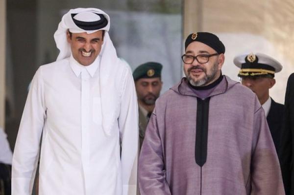 """عكس الموقف السعودي """"الغامض""""...قطر تعلن دعمها المطلق للمغرب في سباق مونديال 2026وتضع إمكانياتها رهن الإشارة   المزيد"""