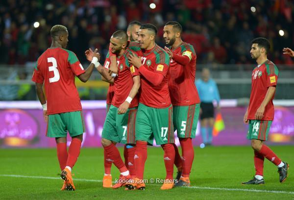 ودية أوروبية جديدة لمنتخب المغرب