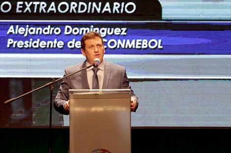 """رئيس اتحاد أمريكا الجنوبية لكرة القدم: ترشح المغرب لاحتضان مونديال 2026 يكتسي """"أهمية بالغة"""""""
