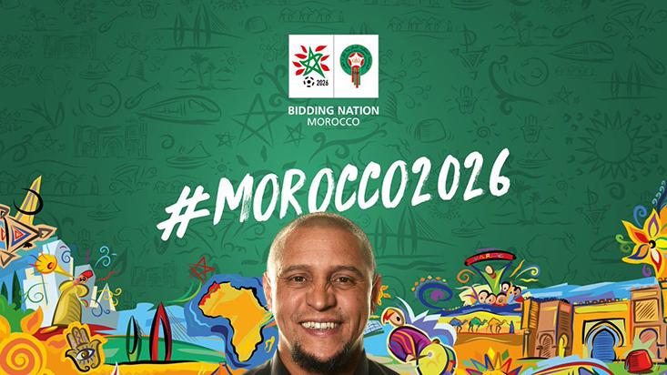 بالفيديو : روبيرتو كارلوس يعلن مساندته للمغرب وينضم للائحة سفراء الملف المغربي