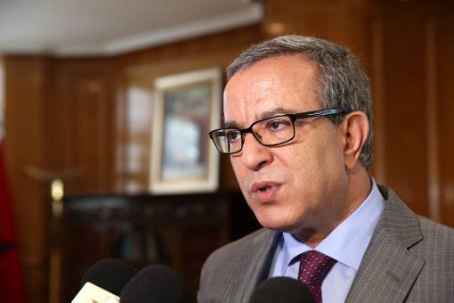 وزير العدل : السوار الإلكتروني للسجناء سيكون ضمن العقوبات البديلة