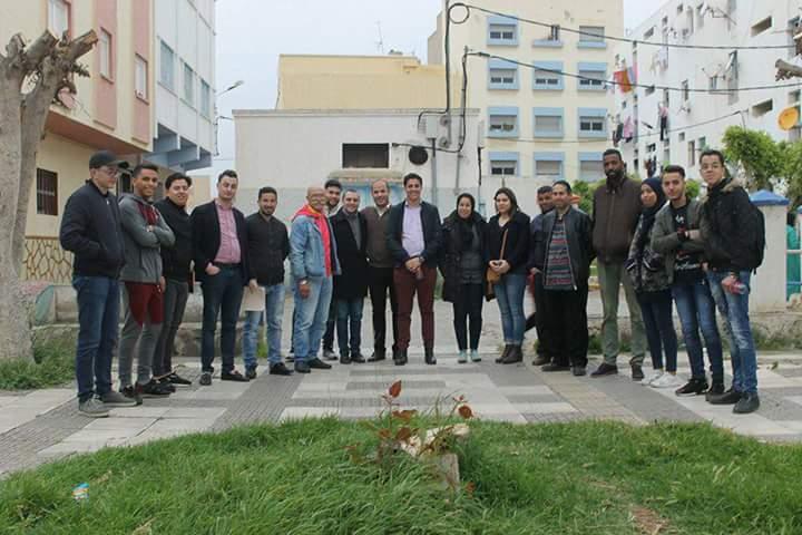 جمعية سمايل تناقش إستعدادات الدورة الثانية الأسبوع الأخضر بالناظور