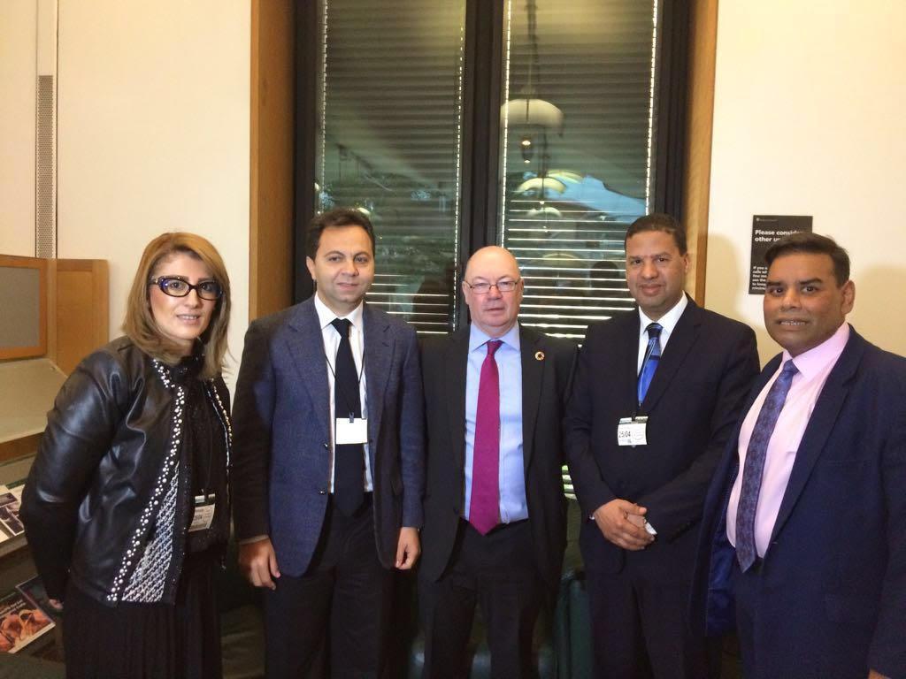 مجموعة الصداقة البرلمانية المغربية-البريطانية تعقد بلندن سلسلة لقاءات هامة دعما للتعاون البرلماني