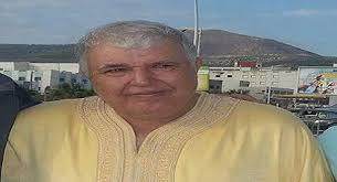 فيديو : نائب رئيس المجلس البلدي للبني انصار في موقف مضحك خلال افتتاح دوري رمضان لكرة القدم