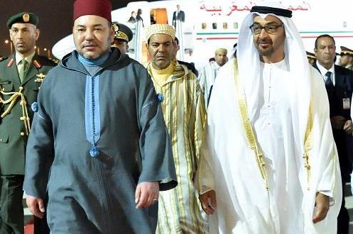 الإمارات: لا حل لقضية الصحراء إلا في إطار سيادة المغرب ووحدته الترابية